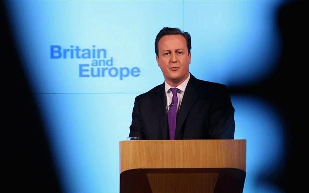 David Cameron Europa