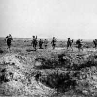 Ernst Jünger at the Somme