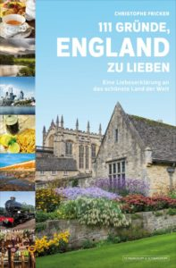 Reisebuch über England: Thema im Interview zu England bei Bayern 3