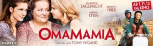 Heimat und Fremdheit in Omamamia mit Marianne Sägebrecht